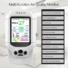 Kép 3/4 - 7 az 1-ben O3 (Ózon) hordozható PM2,5 PM1,0 PM10 hőmérsékleti páratartalom TVOC levegőminőség-figyelő
